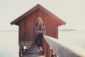 Hochzeitsfotograf München | Paarshooting in Stegen am Ammersee | Hochzeitsfotografin aus München Stories by Toni